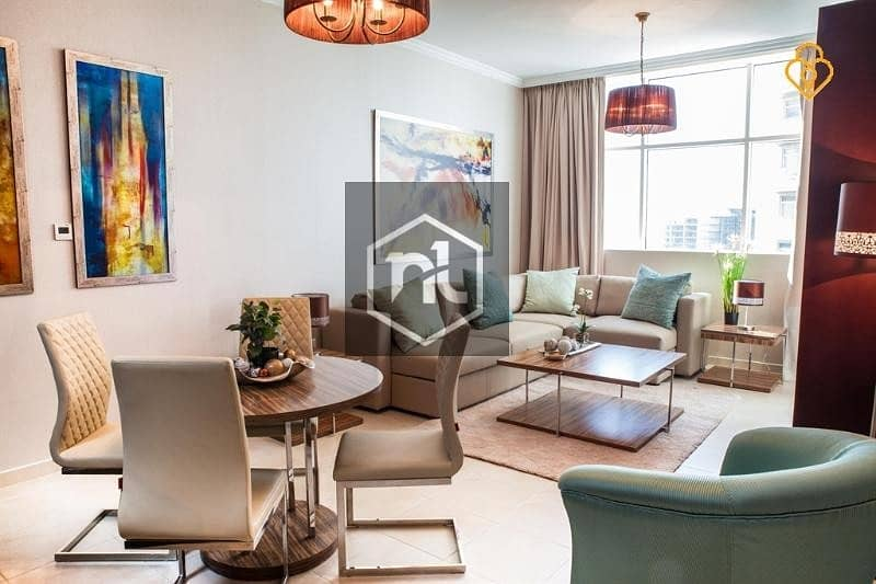Huge 2 BR Apartment | Downtown