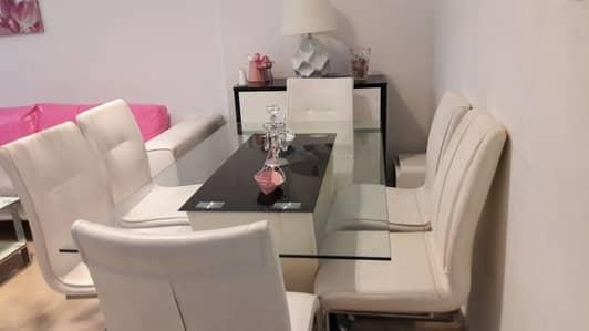 02 شقة مفروشة غرفة نوم للبيع في برج الراشدية عجمان 370،000