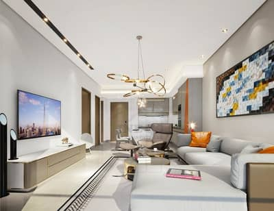 1 Bedroom Flat for Sale in Nad Al Sheba, Dubai - Branded Furnished 1BR at Lamborghini Residences