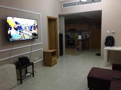 شقة 1 غرفة نوم للبيع في واحة دبي للسيليكون، دبي - شقة في أكسيس ريزيدنس واحة دبي للسيليكون 1 غرف 450000 درهم - 4103666