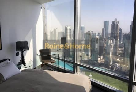2 Bedroom Apartment for Sale in Downtown Dubai, Dubai - Stunning View