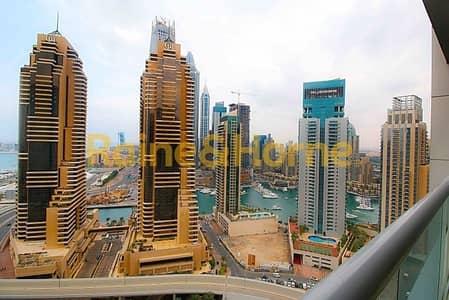شقة 1 غرفة نوم للبيع في دبي مارينا، دبي - Reduced Price