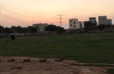 امتلك بحي الياسمين اراضي سكنيه خلف حديقه الحميديه باقل الاسعار بدون عموله