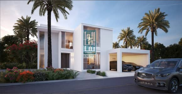 , Luxury villa In the best golf course in Dubai payment plan post handover 3 years. . 3 BR
