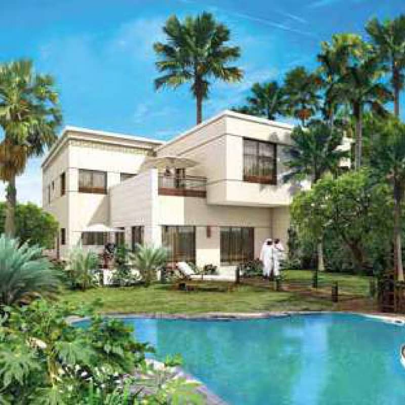 2 Ready to move ! amazing villa in sharja with 30% only
