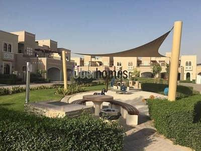 فیلا 4 غرفة نوم للبيع في مدن، دبي - 4BR single row townhouse facing the park