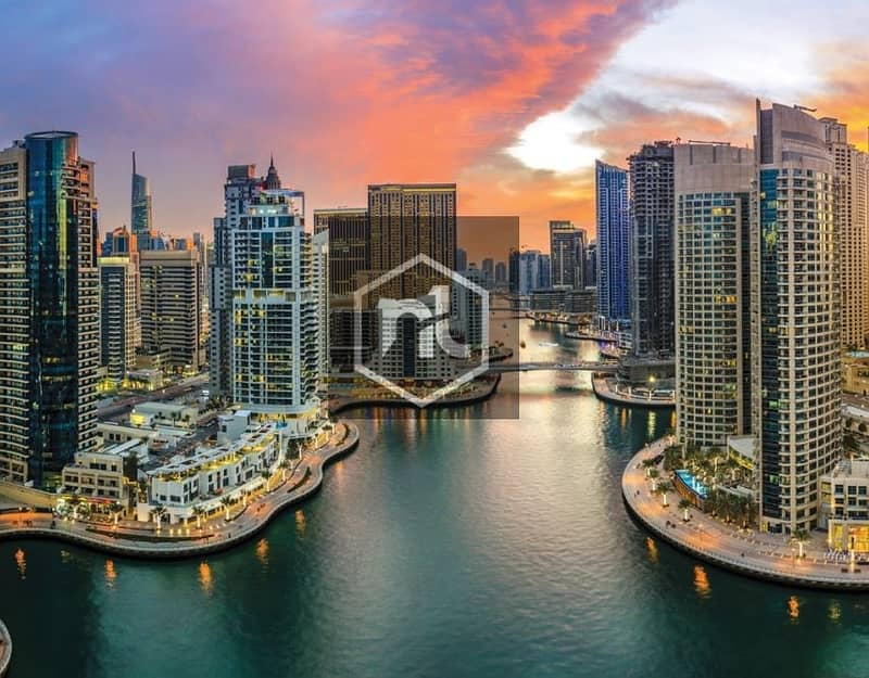 10 Full Marina View 1 BR Apartment by SWAROVSKI