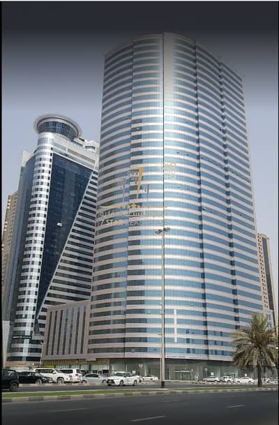 Office for Rent in Al Khan, Sharjah - Offices for rental with nice view of Al Khan lake & different areas