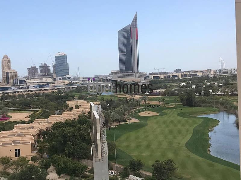 2 Large 2BR w/ Marina and Golf Course View