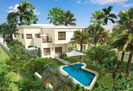 Own a luxury ready 5 bedroom villa  in Sharjah