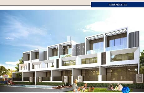 Plot for Sale in Jumeirah Village Circle (JVC), Dubai - Exclusive | Residential Plot For Sale | Located Between Two Parks