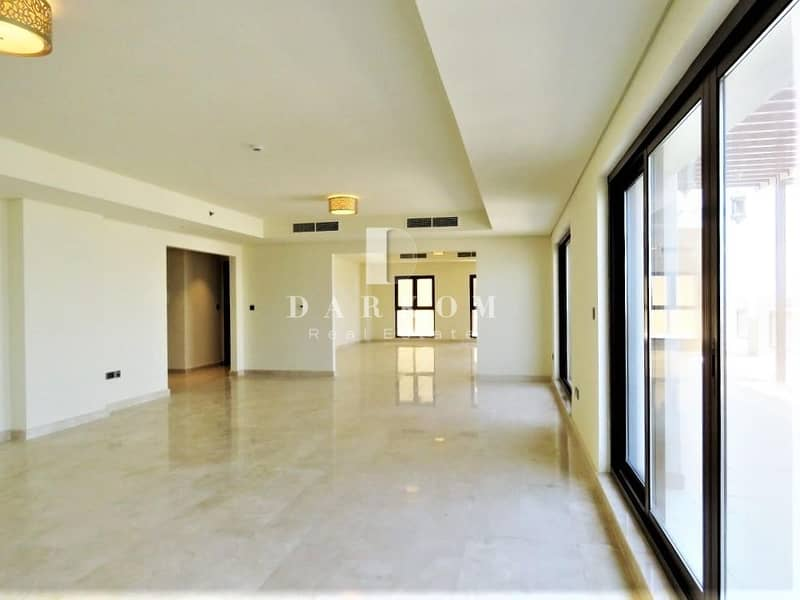 2 Exclusive | Panoramic Sea View | Brand New 4BR + Maid Penthouse