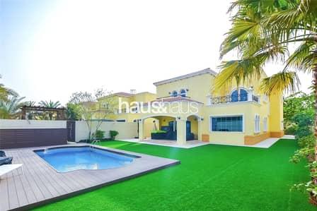 فیلا 4 غرفة نوم للبيع في جميرا بارك، دبي - New Garden | Away from Cables | Quick Access