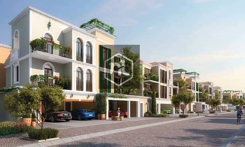 3 Bedroom Townhouse for Sale in Jumeirah, Dubai - Beachfront Townhouses Booking From 10% Only