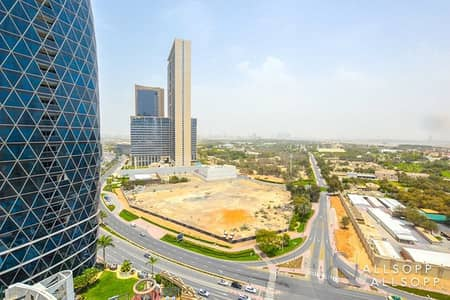 2 Bedroom Apartment for Rent in DIFC, Dubai - Two Bedrooms | Store Room | Large Layout
