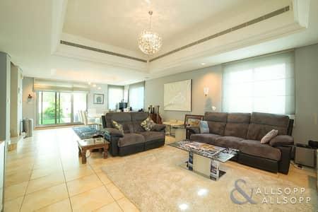 تاون هاوس 4 غرفة نوم للبيع في مدينة دبي الرياضية، دبي - Upgraded Kitchen | 4 Bed Plus Maids | TH2