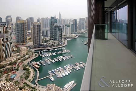 شقة 2 غرفة نوم للبيع في دبي مارينا، دبي - Best Price | Marina View | Vacant | 2 Bed