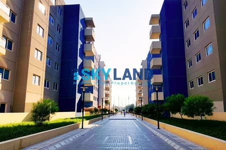 1 Bedroom Apartment for Sale in Al Reef, Abu Dhabi - Underground parking ! Type B, Garden View