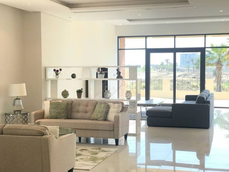 2 Golf Facing | Brookfield Villas in Damac Hills Akoya