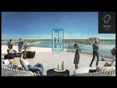 2 Bedroom Apartment for Sale in Palm Jumeirah, Dubai - 1 in Palm,,,,,,,,,,,Jumeirah the best projects and their ,,leaves in Jumeriah