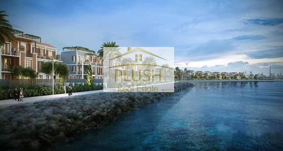 3 Bedroom Townhouse for Sale in Jumeirah, Dubai - MEERAS l LUXURIOUS FIRST EVER FREEHOLD TOWNHOUSES ON JUMEIRAH 1, LA MER l NO COMMISSION