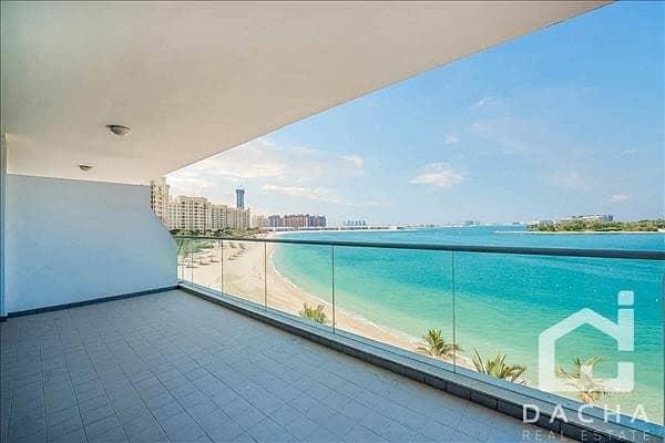 Vacant / 1 Bed Azure / Burj Al Arab View