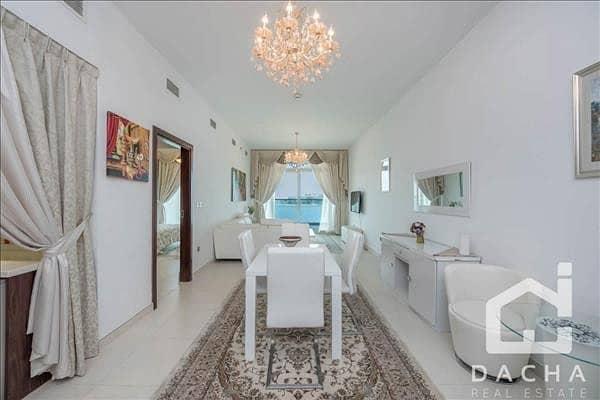 2 Vacant / 1 Bed Azure / Burj Al Arab View