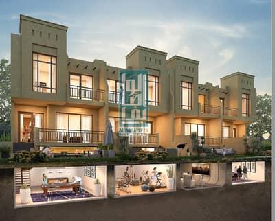 3 Bedroom Villa for Sale in Akoya Oxygen, Dubai - Arabic Villa Easy Instalment Great Investment