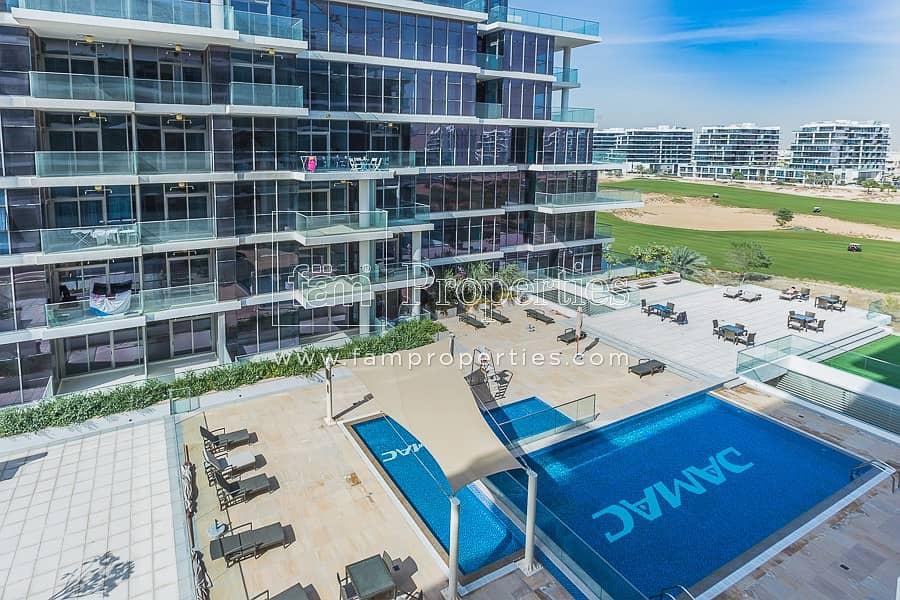 2 1BR  Apartment | Furnished | Golf Promenade B