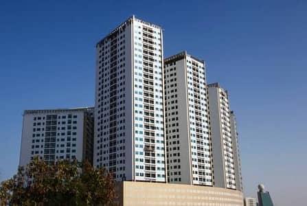 فلیٹ 1 غرفة نوم للايجار في عجمان وسط المدينة، عجمان - شقة في أبراج لؤلؤة عجمان عجمان وسط المدينة 1 غرف 21000 درهم - 4105433