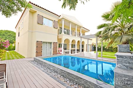 5 Bedroom Villa for Sale in Motor City, Dubai - Private Pool | Prime Location | Upgraded