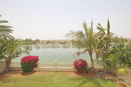 فیلا 5 غرفة نوم للبيع في البحيرات، دبي - 5 Bedroom in Maeen | Type 16 | Lake View