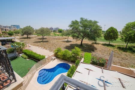 3 Bedroom Villa for Sale in Jumeirah Golf Estate, Dubai - New Listing | Golf Course View | Firestone<BR/><BR/>