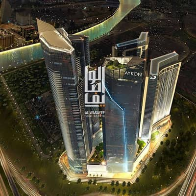 Studio for Sale in Business Bay, Dubai - OWN THE BEST SHEIKH ZAYED ROAD WITH 10% ONLY HURRY NOW..