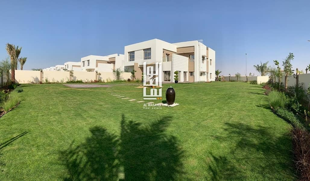 Ready to move ! amazing villa in sharja with 30% only...