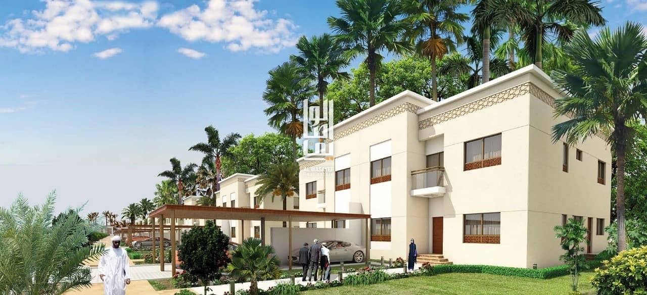 2 Ready to move ! amazing villa in sharja with 30% only...
