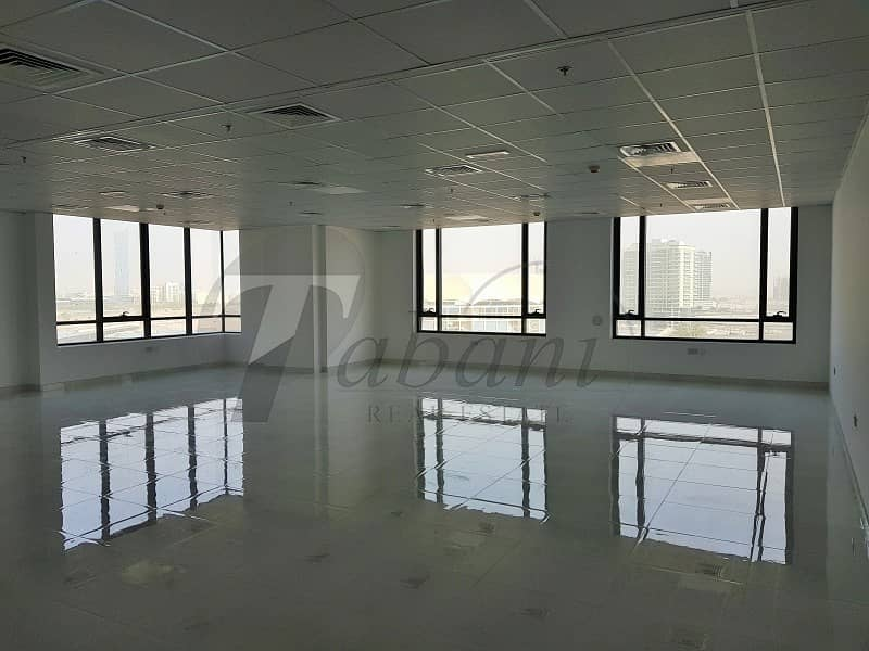 2 Ready to move in office for rent  in JVC