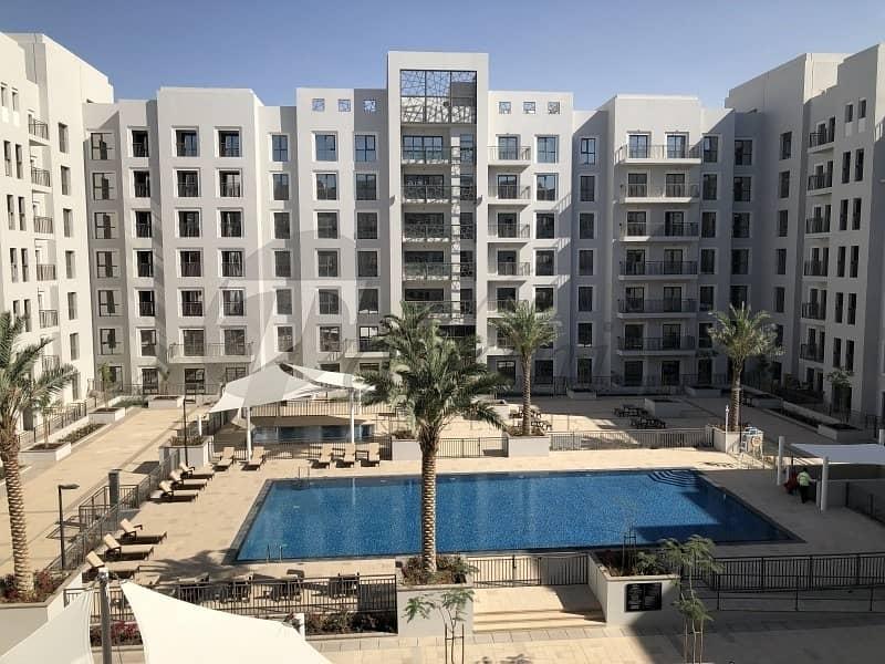 Brand New Pool Facing Beautiful 2 Bedrooms