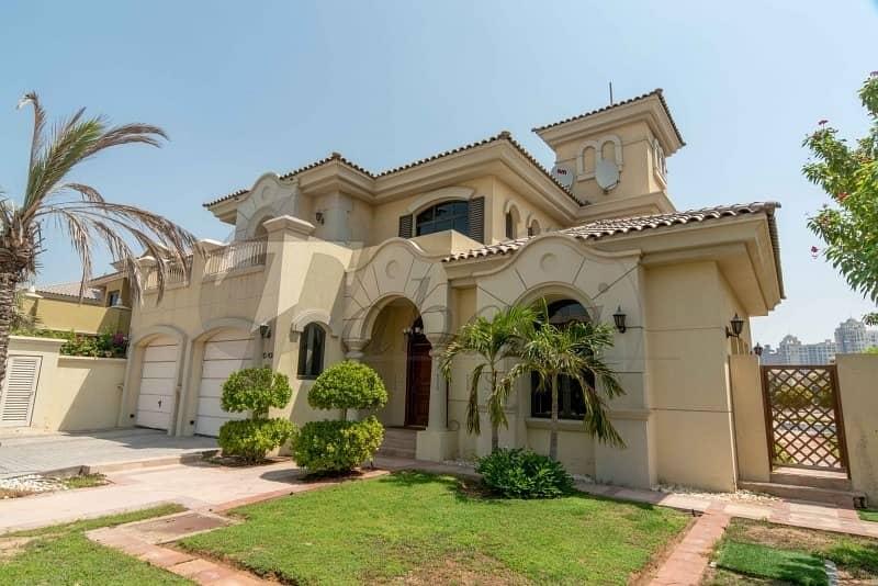 Well Priced Villa Located Burj Al Arab View