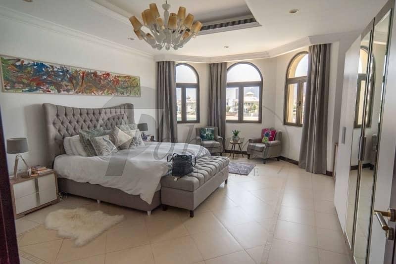 2 Well Priced Villa Located Burj Al Arab View