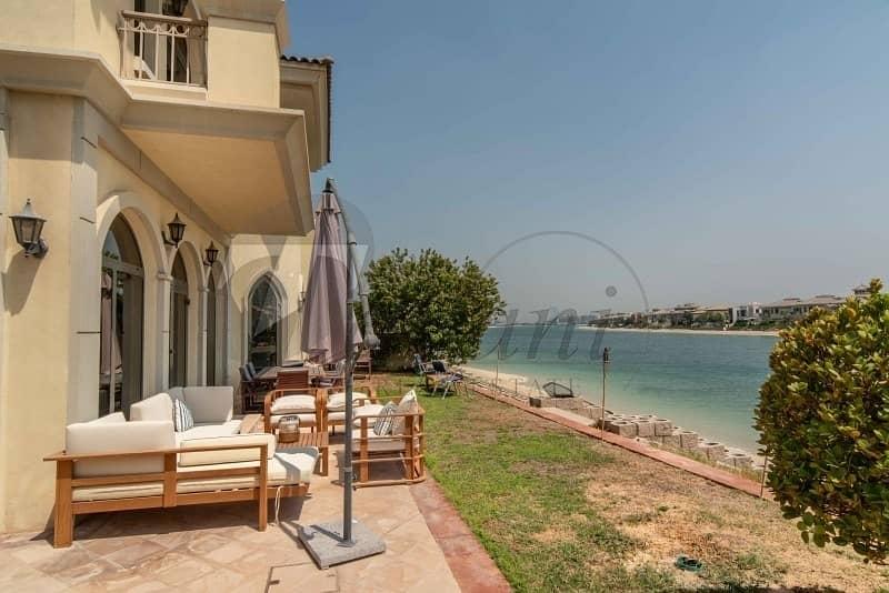 10 Well Priced Villa Located Burj Al Arab View