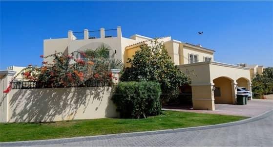 فیلا 5 غرفة نوم للبيع في دبي لاند، دبي - REDUCED TO SALE CORNER 5BR VILLA AT ALWAHA