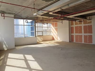 Floor for Sale in Jumeirah Lake Towers (JLT), Dubai - Shell and Core Floor for Sale in Mazaya.