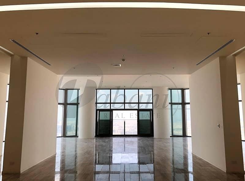Exquisite  Emerald Full Floor Penthouse