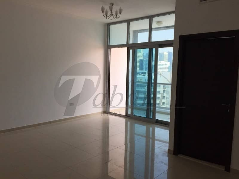 Spacious Bright 1 Bedroom in DEC Tower Marina for Rent deal