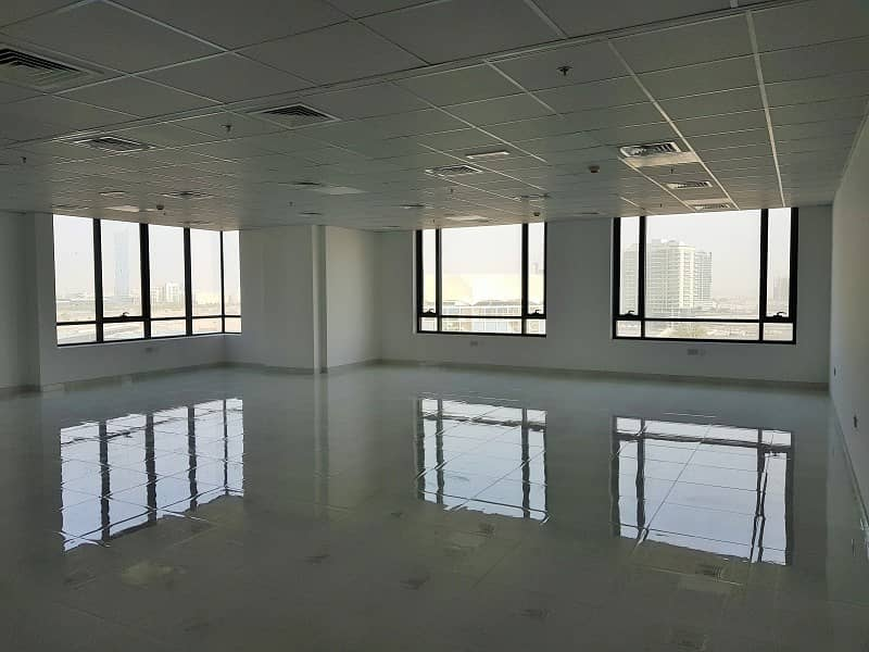 Office for rent Jumeirah Village Circle.