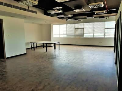 Office for Sale in Dubai Silicon Oasis, Dubai - Fitted Office for Sale with 4 parking...