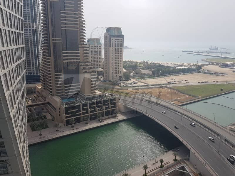 2 Best deal! Brand new 2bed full sea view !!!