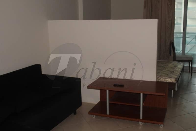 2 Vacant fully furnished Studio at Marina