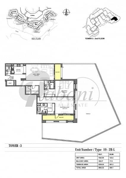 21 Tidy|Huge Terrace|Utility Room|Brand New